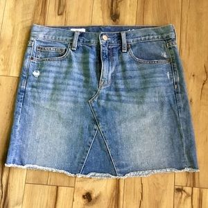 GAP Skirts - Gap 1969 Nicholson Denim Mini Skirt, Sz 28/6